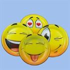 Тарелки со смайликами заряжают позитивным настроением