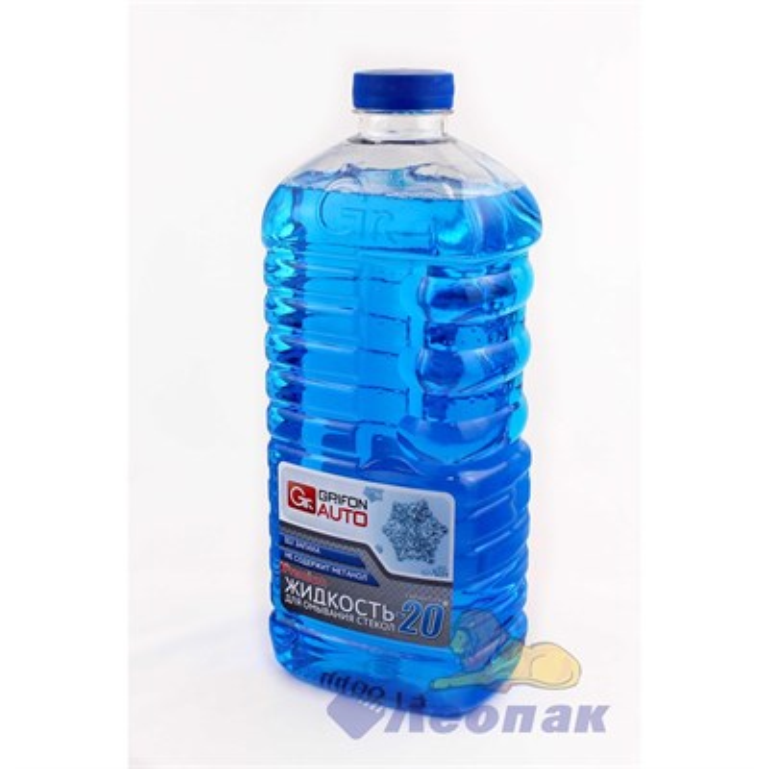 Жидкость для омывания стекол -20* GRIFON 3л. (1/6) арт.700-051 - фото 4495