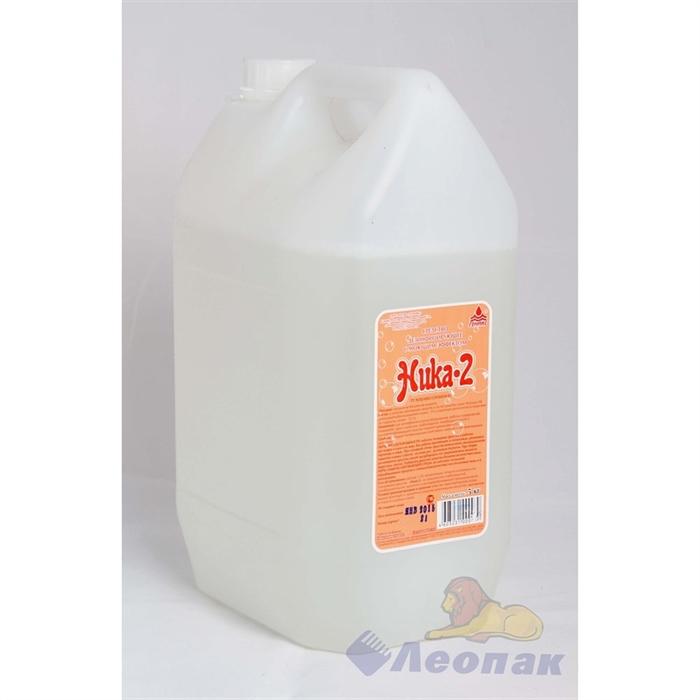 Ника-2 Дезинфицирующее средство с моющим эффектом, 5л (4шт) - фото 4507