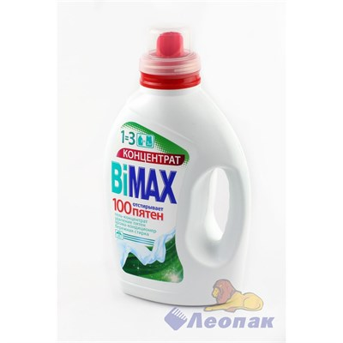Гель  BiMax  1500г 100 Пятен/8шт - фото 4573