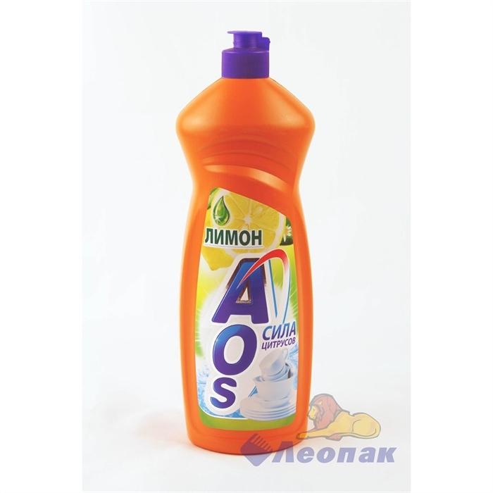 ЖМС  AOS  1000г Лимон/12шт - фото 4580