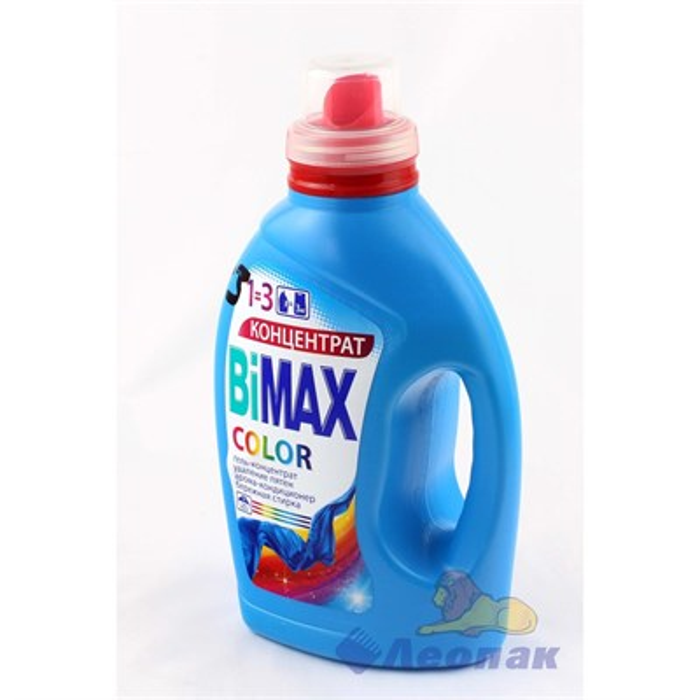 Гель  BiMax  1500г Color/8шт (Акция 30%) - фото 4581