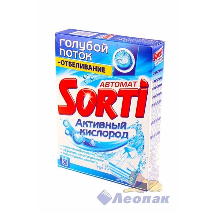 Sorti  Automat 350г Активный кислород/24шт - фото 4584