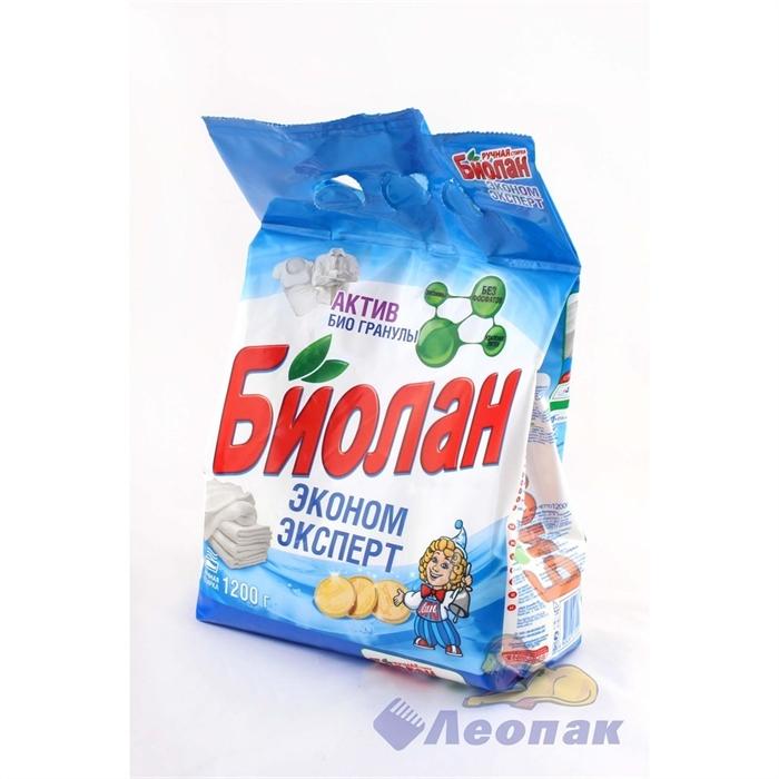Биолан  руч/стир. 1200г Эконом эксперт (2)/7шт - фото 4606