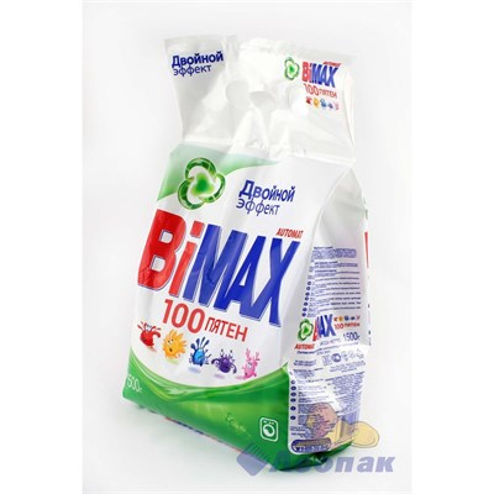 BiMax  Automat 1500г 100 пятен (2) /6шт - фото 4610