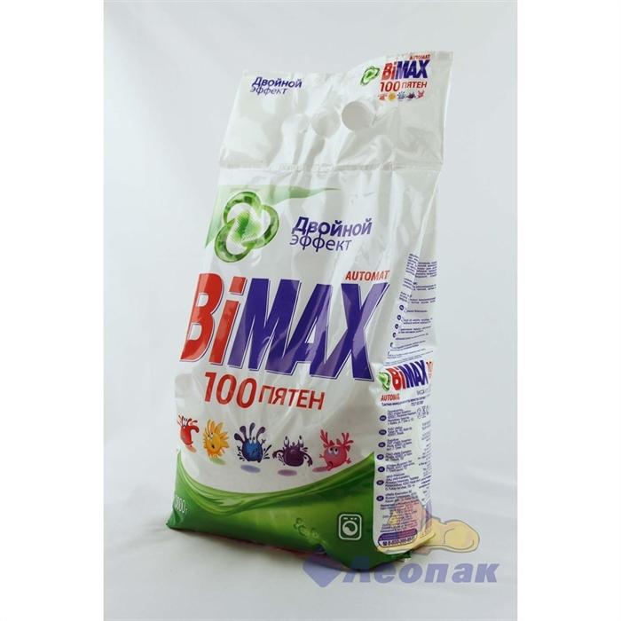BiMax  Automat 3000г 100 пятен (2)/4шт (Акция 30%) - фото 4614