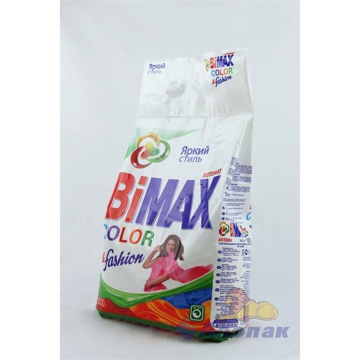 BiMax  Automat 3000г Color (2) /4шт (Акция 30%) - фото 4615