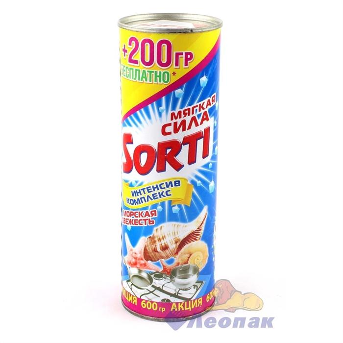 СЧС  Sorti  600г(400+200) Морская свежесть /24шт - фото 4631