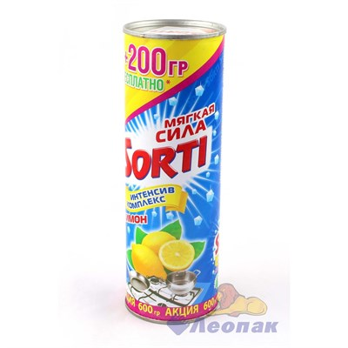 СЧС  Sorti  600г(400+200) Лимон /24шт - фото 4632