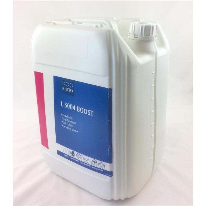 Усилитель для стирки  Л 5004 БУСТ  на основе ПАВ и энзимов 10л  205187 - фото 4666
