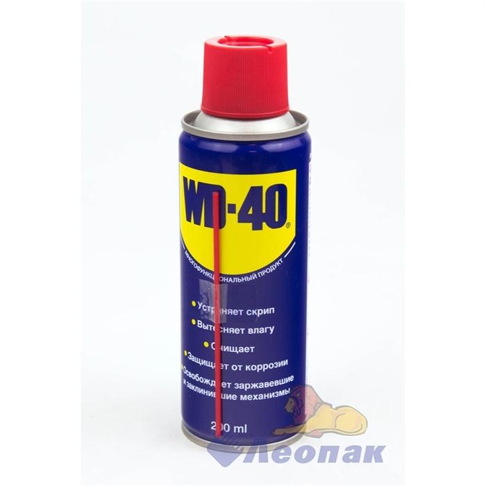 СМАЗКА WD-40 (200г) (36шт) WD0001 (70302) - фото 4783