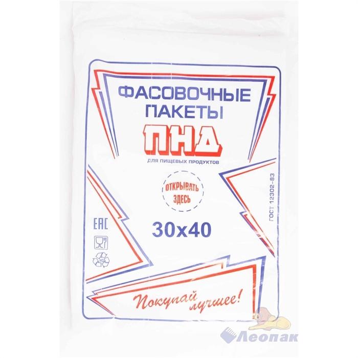 П/ф 30х40-15мкм (1/10уп.) Ижевск 1700550010 - фото 6213
