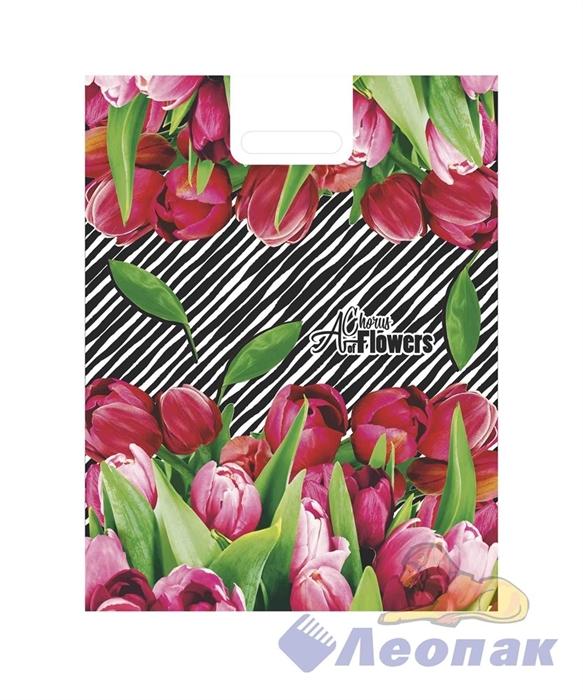 П-выр.ручка 38х47-60мкм  Хор цветов   (25/1000) Нео-Пак - фото 8702