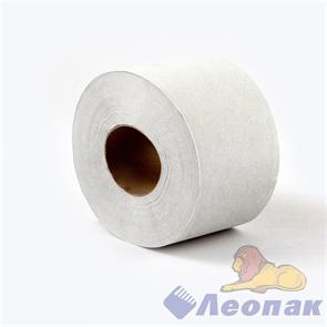 Бумага туалетная  ТБ 200  с/вт. (12шт) 1-слойная, серая  арт.Д1231602-95/90