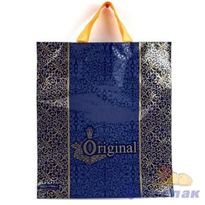 П-петл.ручка 33х37-95 мкм ORIGINAL  Корона  ПВД (25/500) Нео-Пак