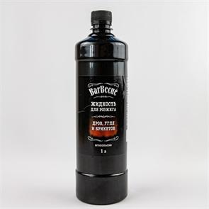 Жидкость для розжига BARBECU с ароматизатором, 1000мл.(1/12шт)