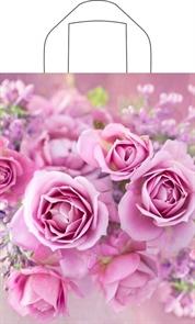 П-петл.ручка 28х35-55мкм Нежные розы (700) ТИКО