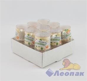 Зубочистки деревянные в пласт.банке (210шт-1б/9б-1уп/27уп)