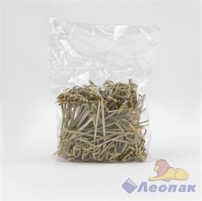 Пика  Узелок  бамбук (100шт/40уп) 9см