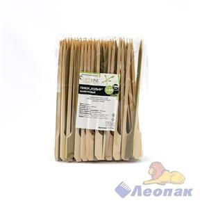Пика  Гольф  бамбук 120мм (100шт/1уп)