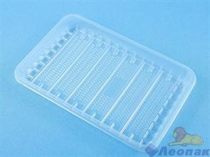 Лоток прямоугольный 1000гр прозрачный (100шт/1000шт) / Упакс-Юнити