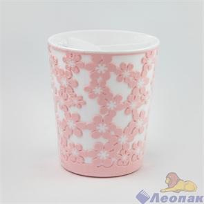 Подставка под столовые приборы  Бархат  (розовый) (уп.16)