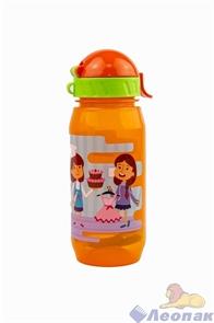 КК0026 Бутылочка для воды и других пищевых напитков «Профессии», 400мл