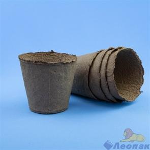 Торфяной горшок, 500 мл, 11 × 10 см, набор 20 шт., «Умный город», 1306322