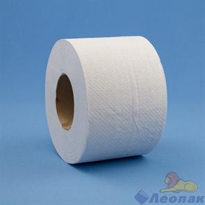 Бумага туалетная белая МК  ТБ 200  с/вт. (12шт) 1-слойная, с тиснением  арт.И1331302-90