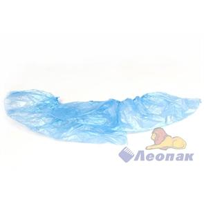 Чехлы для обуви цветные 1.8 (100шт/24уп) КЛАССИК/ Элпи