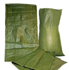 Мешок п/п 50кг 50*90см зеленый (100/1000шт)