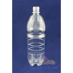 Бутылка ПЭТ 2,0л. (б/цветная) (50шт.)