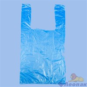 П-майка 25х45-12мкм синяя (100/3000) СолПласт