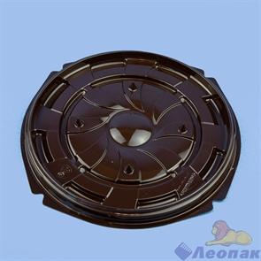 Емкость УК-298Н-02, ПЭТ, коричневая (200шт.)