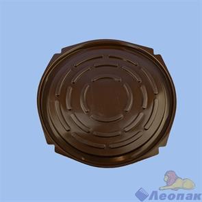 Емкость УК-216Н-05 (400шт) коричневая, внешние, мм 220*88 внутренние, мм 190*79