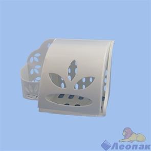 Держатель для туалетной бумаги и освежителя воздуха (16шт)