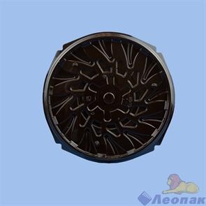 Емкость УК-291Н (200шт.) коричневая, внешний d=248мм., внутренний d=220мм.