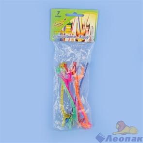 Размешиватель  Жираф  (7шт/50уп) пластиковый
