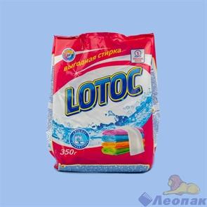 Стиральный порошок LOTOC автомат+ручная стирка 350г п/эт, 25 шт/кор., FP-2