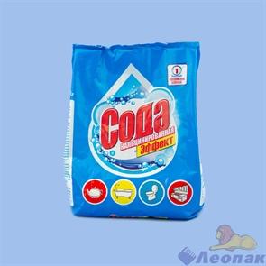 Сода кальцинированная Эффект 350г П/э, 25шт/кор., арт FP-4