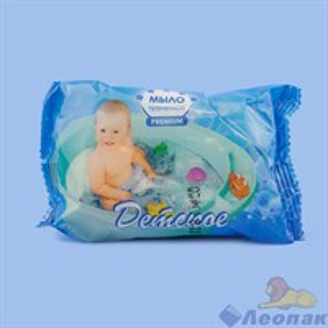 Мыло туалетное  90гр  Детское  PREMIUM (72шт)