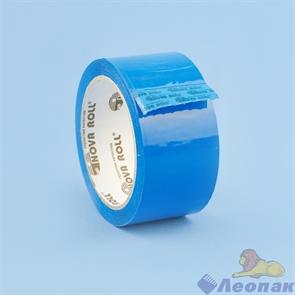 Скотч 48х66м синий Nova Roll арт. 204 (36шт)