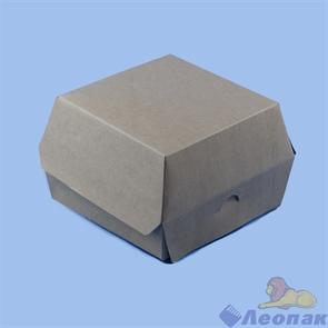 Коробка для ГАМБУРГЕРА  L  120х120х70мм (300шт)411-003