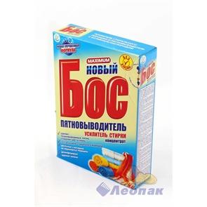 Пятновыводитель  БОС Максимум  300г (32шт) (карт/п) /НЗБХ  38:288