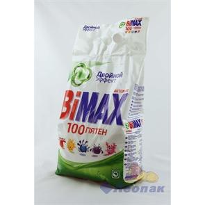BiMax  Automat 3000г 100 пятен (2)/4шт (Акция 30%)