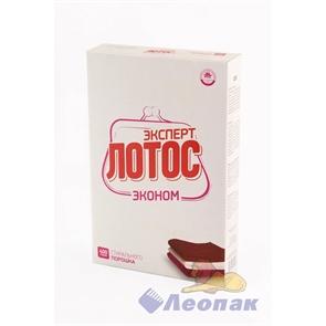 Порошок стиральный  Лотос  Эконом (коробка) 400гр./24шт БХК