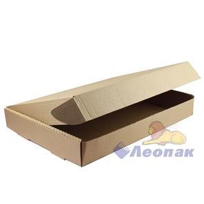 Коробка д/пирога 450*330*60 (50шт/1уп) серая