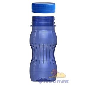 Бутылка ПЭТ 0,075л.(б/цветная) Bericap(Соус) (250шт.)
