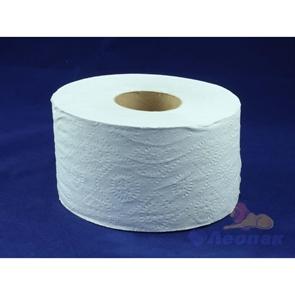Бумага туалетная  PROFF  с/вт. серая (12шт) (МК)/ Форест-Пак