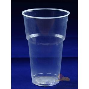 Стакан 500мл прозрачный (50/1000) Упакс-Юнити